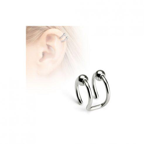 Dobbel BCR Clip-on Ring