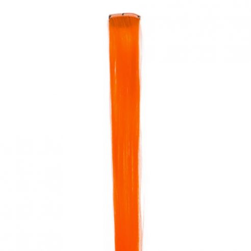 Orange Hair Stripe