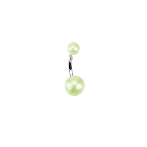 Pearl Bananabell - Lysegrønn